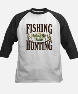 Fishing Hunting Nothing Else Matters Tee