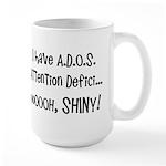 I have ADOS Large Mug