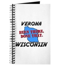 verona wisconsin - been there, done that Journal