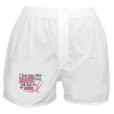 Bravery (Mom) Breast Cancer Boxer Shorts