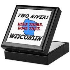 two rivers wisconsin - been there, done that Keeps