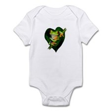little Red-Eye Infant Bodysuit