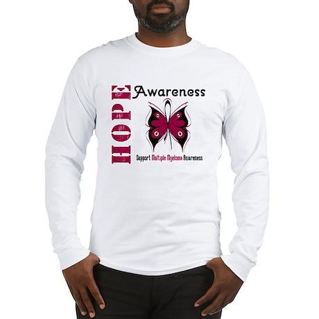 MultipleMyeloma Hope Long Sleeve T-Shirt