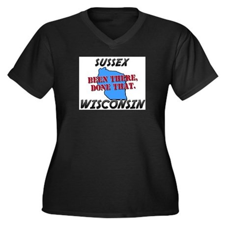 sussex wisconsin - been there, done that Women's P