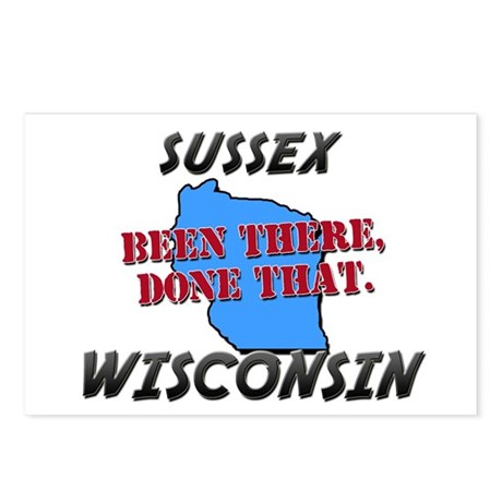 sussex wisconsin - been there, done that Postcards
