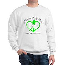 Lymphoma Memory Mommy Sweatshirt