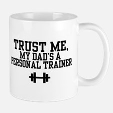 My Dad's a Personal Trainer Mug