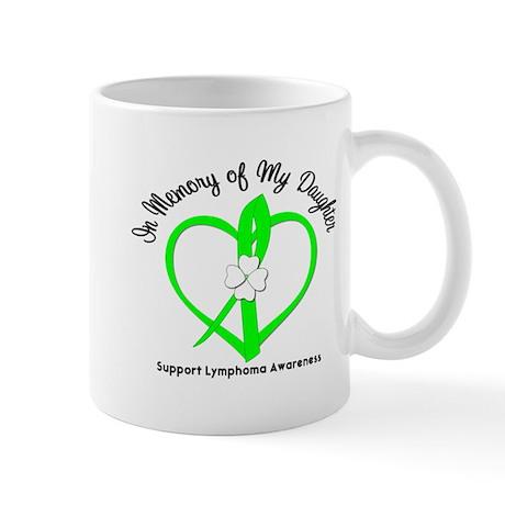 Lymphoma Memory Daughter Mug