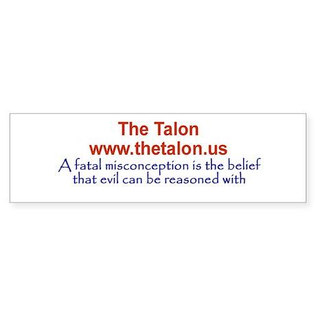 The Talon Bumper Sticker (10 pk)