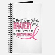 Bravery (Best Friend) Breast Cancer Journal