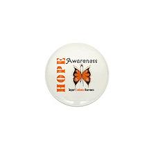 Leukemia Hope Mini Button (10 pack)