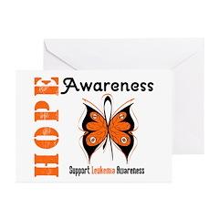 Leukemia Hope Greeting Cards (Pk of 20)