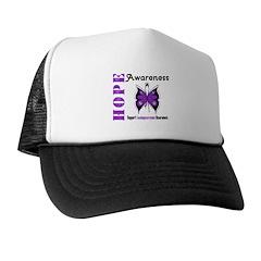 Leiomyosarcoma Hope Trucker Hat