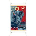 God-King Banner