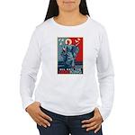 God-King Women's Long Sleeve T-Shirt