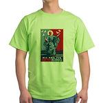 God-King Green T-Shirt
