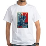 God-King White T-Shirt