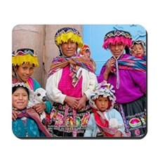 Young Mothers - Mouse Pad