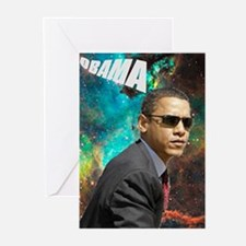 African president Greeting Cards (Pk of 20)
