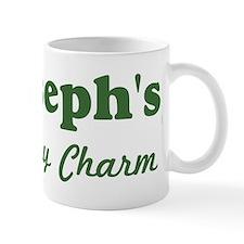 Josephs Lucky Charm Mug