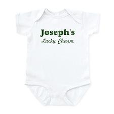 Josephs Lucky Charm Infant Bodysuit