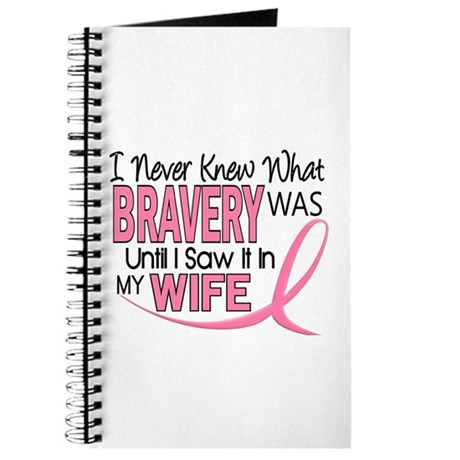 Bravery (Wife) Breast Cancer Support Journal