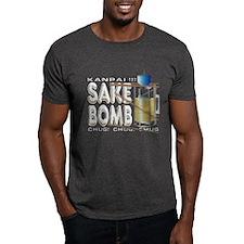 3-sake bomb2 T-Shirt