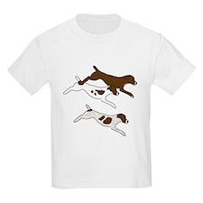 Three GSPs T-Shirt