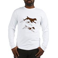 Three GSPs Long Sleeve T-Shirt
