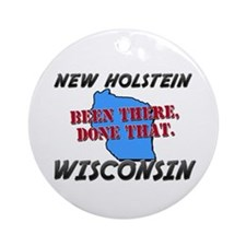 new holstein wisconsin - been there, done that Orn
