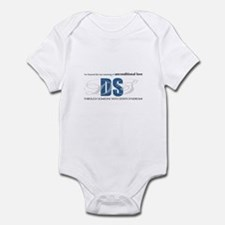 I've learned unconditional lo Infant Bodysuit