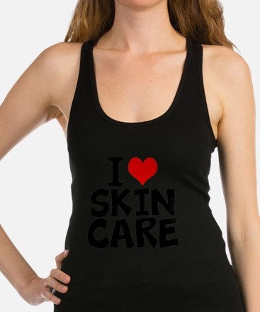 I Love Skin Care Tank Top