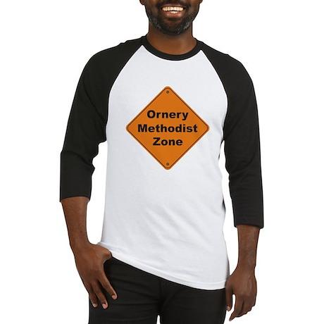 Methodist / Ornery Baseball Jersey