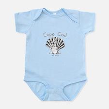 Cape Cod Est.1620 Infant Bodysuit
