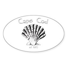 Cape Cod est.1620 Decal