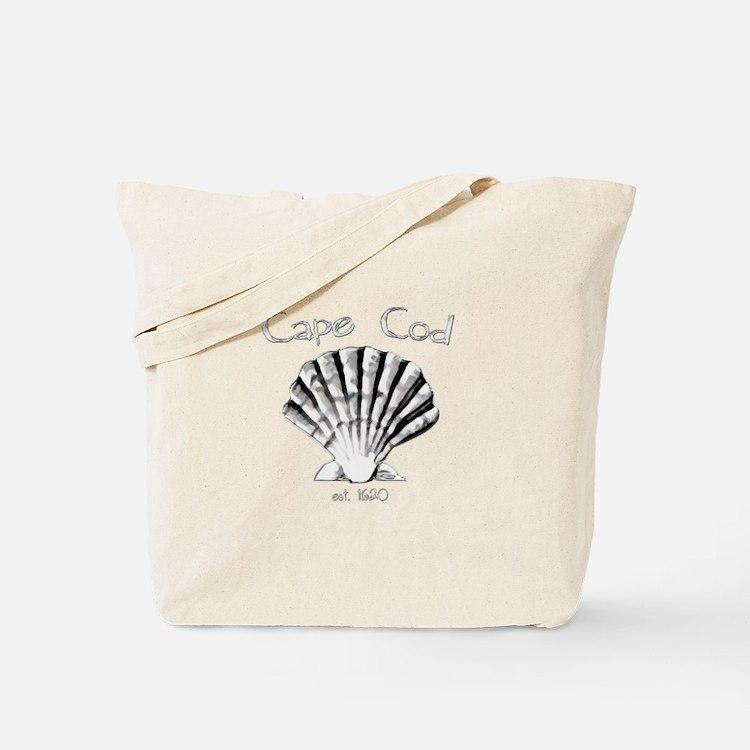 Cape Cod Est.1620 Tote Bag
