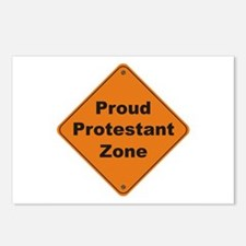 Protestant Zone Postcards (Package of 8)