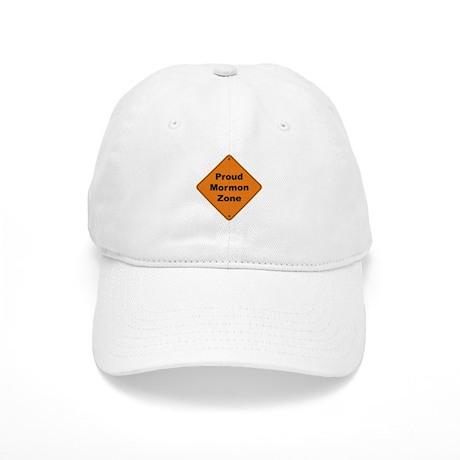 Mormon Zone Cap
