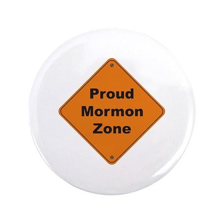 "Mormon Zone 3.5"" Button"
