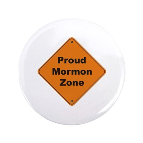 "Mormon Zone 3.5"" Button (100 pack)"
