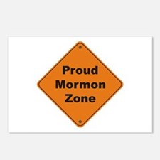 Mormon Zone Postcards (Package of 8)