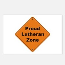 Lutheran Zone Postcards (Package of 8)