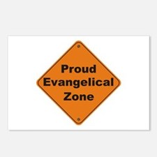 Evangelical Zone Postcards (Package of 8)