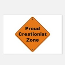 Creationist Zone Postcards (Package of 8)
