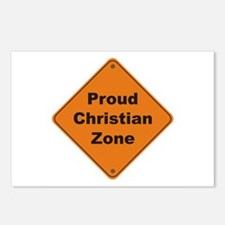 Christian Zone Postcards (Package of 8)
