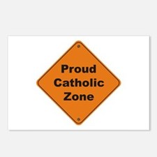 Catholic Zone Postcards (Package of 8)