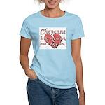 Cheyenne broke my heart and I hate her Women's Lig