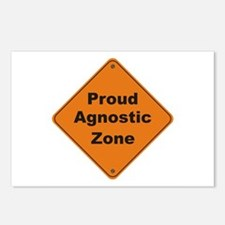 Agnostic Zone Postcards (Package of 8)