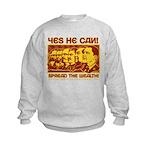 Spread the Wealth Kids Sweatshirt