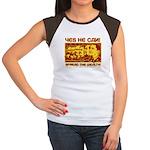 Spread the Wealth Women's Cap Sleeve T-Shirt